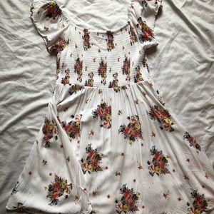 Torrid Off Shoulder Skater Dress- Size 2(US 18-20)